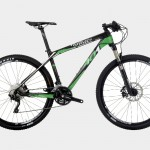 Wilier 27R 401 XB carbongreen